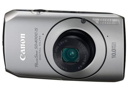 Canon IXUS 300HS – ultra-compacta cu control manual