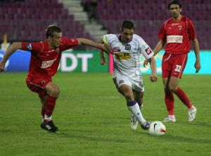 Dinamo and Timisoara