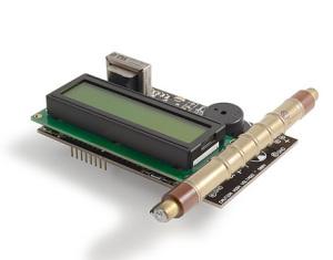 Mini-Detector de Radiatii Portabil