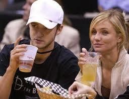 Justin Timberlake si Cameron Diaz