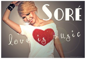 Sore - Love is Music