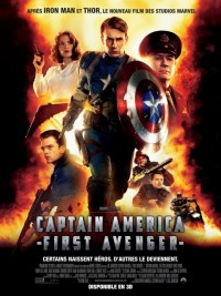 Captain America - The First Avenger - Movie Poster