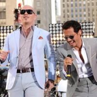 Pitbull si Marc Anthony