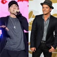Eminem si Bruno Mars