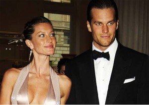 Gisele Bundchen si Tom Brady