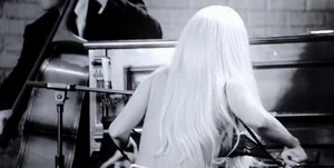 Lady Gaga Topless