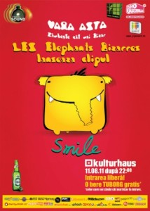 Les Elephants Bizarres - Smile