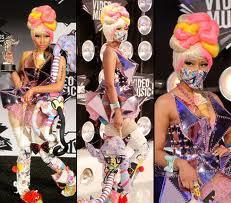 Nicki Minaj VMA 2011