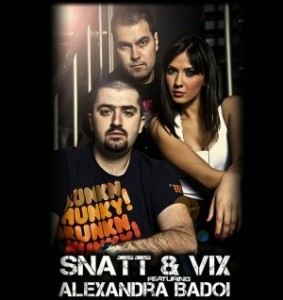 Snatt and Vix feat. Alexandra Badoi - Cold Shower