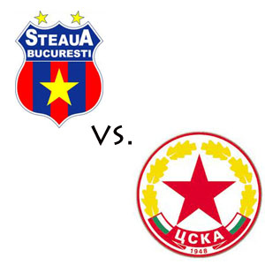 Steaua Vs. TSKA Sofia