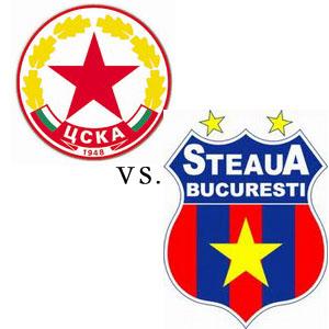 TSKA Sofia Vs. Steaua Bucuresti