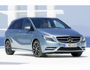 The New Mercedes B-Klasse
