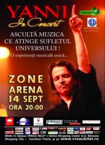 Yanni - In Concert