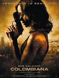 Colombiana Movie Poster