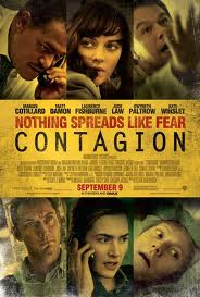 Contagion Film Poster