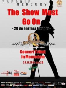 20 de ani fara Freddie - The Show Must Go On