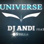 Audio: Dj Andi feat. Stella – Universe