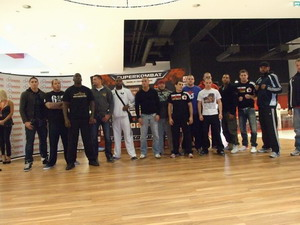 Gala Fight Club de la Oradea a fost in direct pe Eurosport