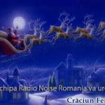 Echipa Radio Noise va ureaza Craciun Fericit