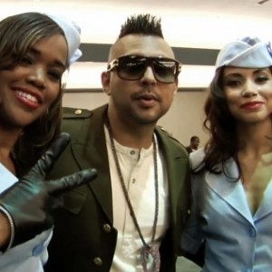 Sean Paul vine in Romania