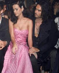 Russell Brand si Katy Perry