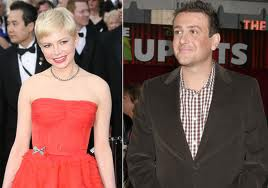 Michelle Williams si Jason Segel