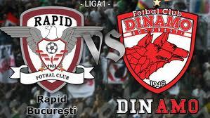 Rapid - Dinamo