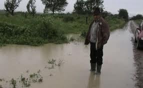Romania lovita de potop
