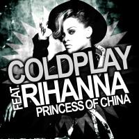 Coldplay si Rihanna - Princess of China