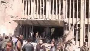 Carnagiu la Damasc