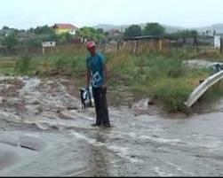 Potop in Tulcea