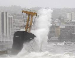 Furtuna in Chile