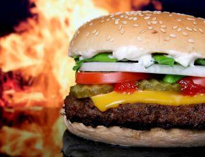 Hamburger de cal descoperit in Anglia