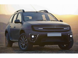 Dacia Duster Pachet Tuning