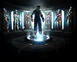 Iron Man 3 Film Poster
