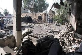 Atentat la Bagdad