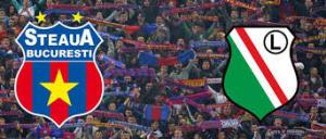Steaua Bucuresti - LEGIA Varsovia