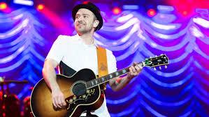 Justin Timberlake - Rio Festival