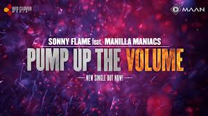 Sonny Flame feat. Manilla Maniacs - Pump up the volume