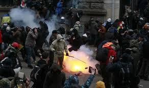 Revolutie la Kiev