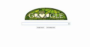Google celebreaza ziua Sfantului Patrick cu un logo special