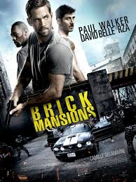 Brick Mansions Film Poster