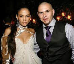 Pitbull si Jennifer Lopez