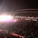 ForzaZU pe Cluj Arena un show incendiar