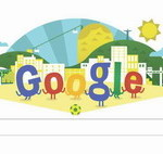 Campionatul mondial de fotbal 2014 Google