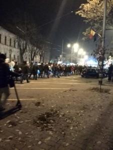 Protest Oradea 2