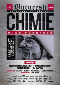 Concert Chimie POSTER