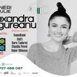 Alexandra Ungureanu canta in club TRUE din Bucuresti!