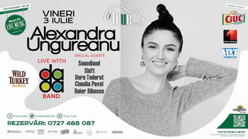 Alexandra Ungureanu True Club