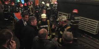 Incendiu in Clubul Colectiv